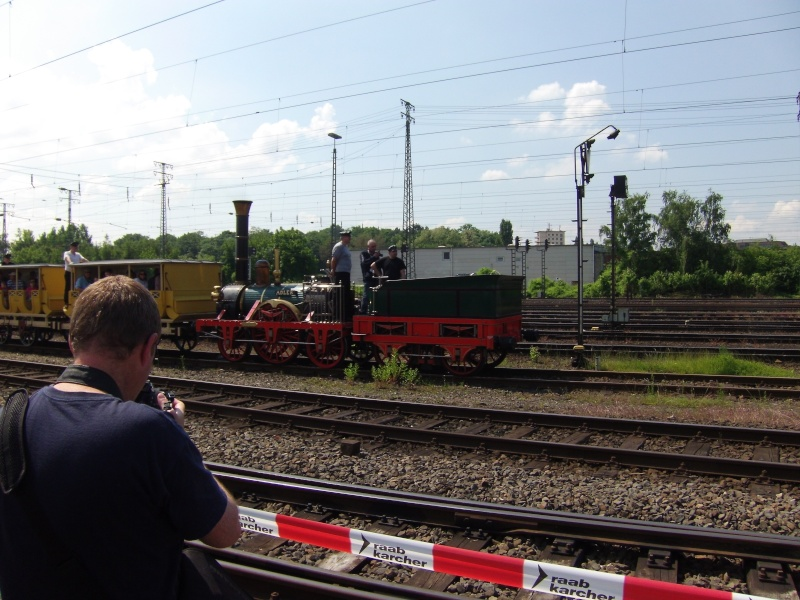 Sommerfest at the DB Museum in Koblenz Gedc0016