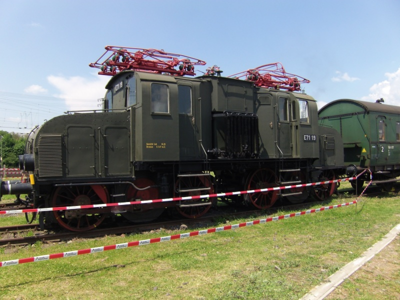 Sommerfest at the DB Museum in Koblenz Gedc0020