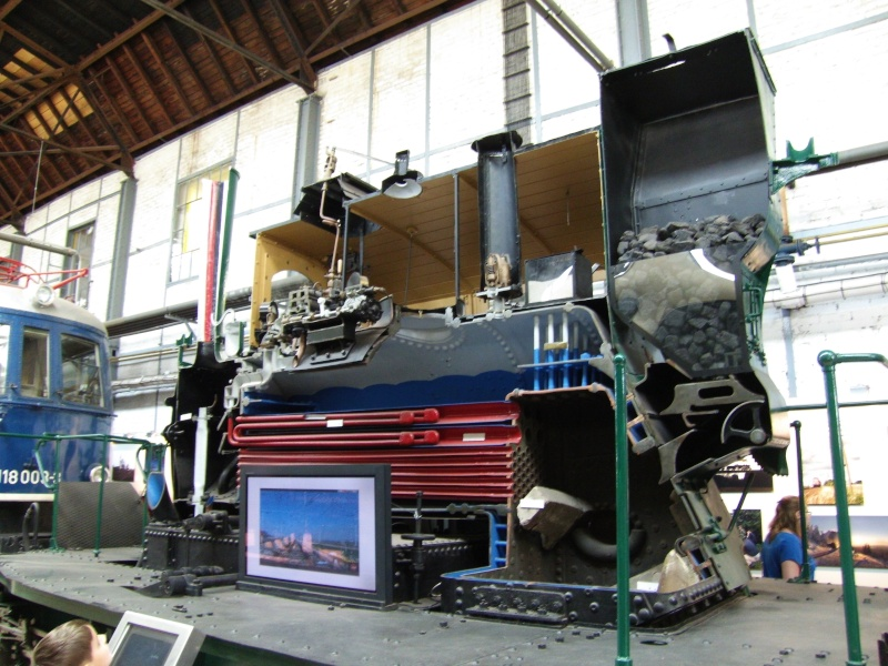 Sommerfest at the DB Museum in Koblenz Gedc0021