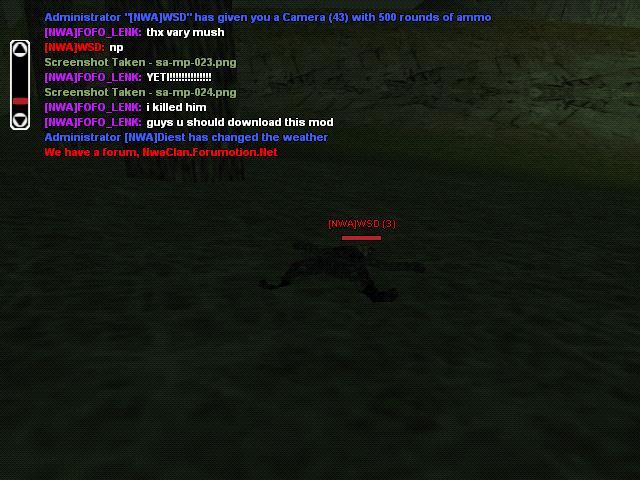 some funny screenshots i took in samp Galler17