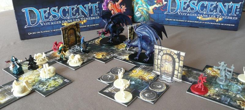 Descent : Mode campagne 1-210