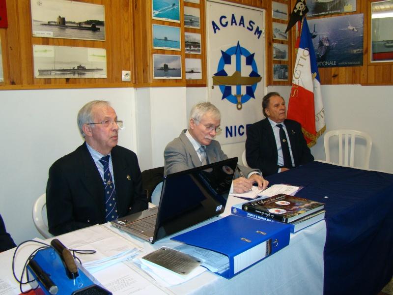 [ Associations anciens Marins ] A.G.A.S.M. Nice Côte d'Azur sect. SM Pégase 03710