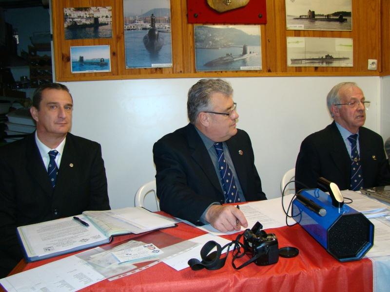 [ Associations anciens Marins ] A.G.A.S.M. Nice Côte d'Azur sect. SM Pégase 03810
