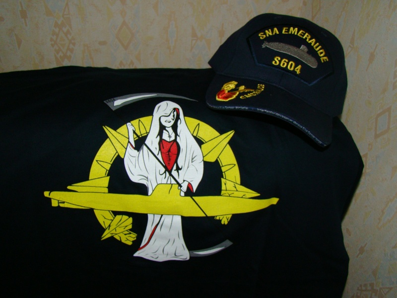 Ma collec. patchs Marine Nationale : sous-marins , cdo etc. - Page 2 Dsc05728