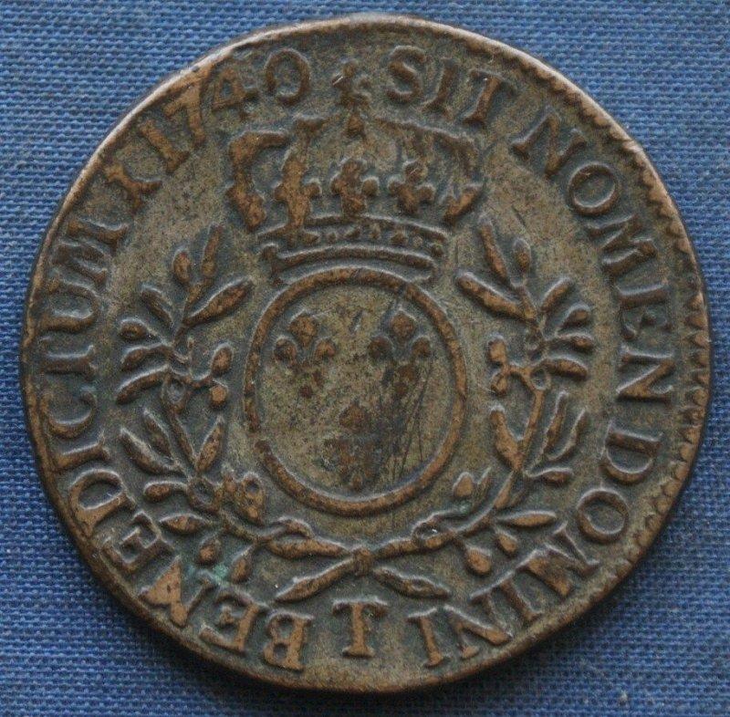 Un joli faux écu 1740  pour Nantes Aa110