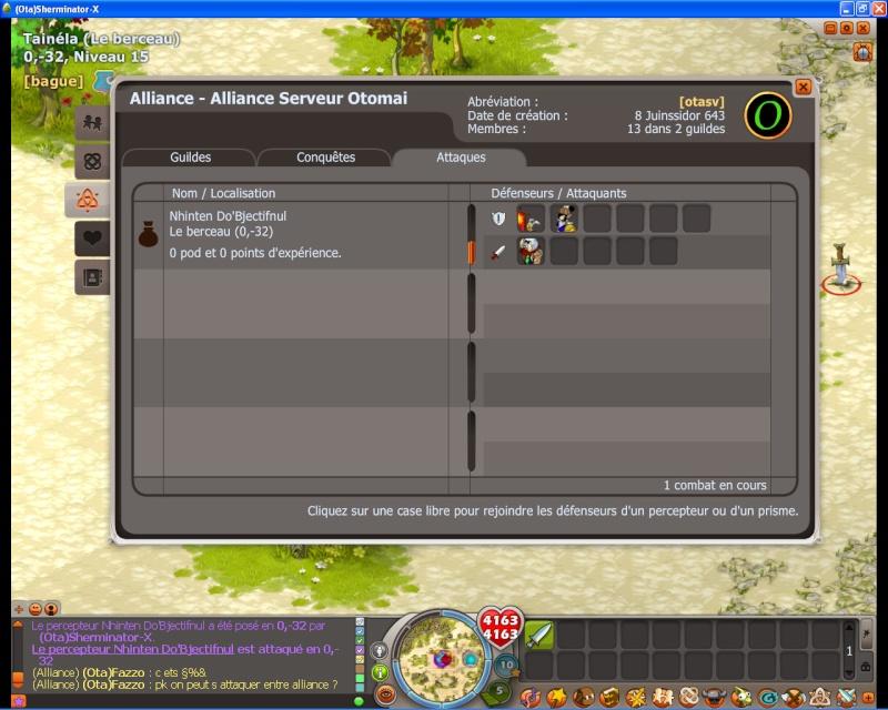 Dofus 2.13 - Guerre des Guildes Agrope10