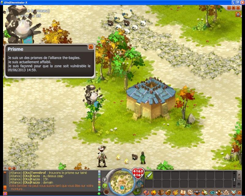 Dofus 2.13 - Guerre des Guildes Prisme10