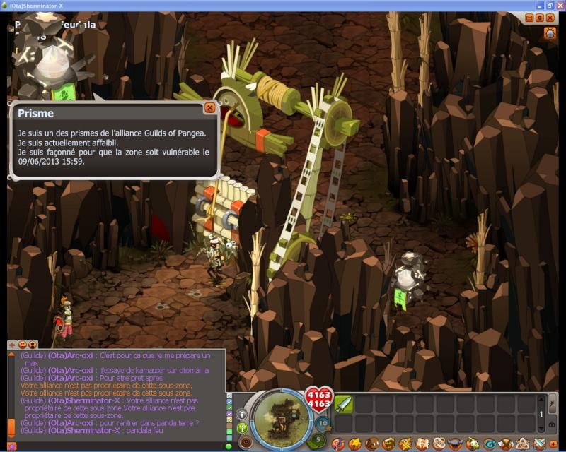 Dofus 2.13 - Guerre des Guildes Villag10