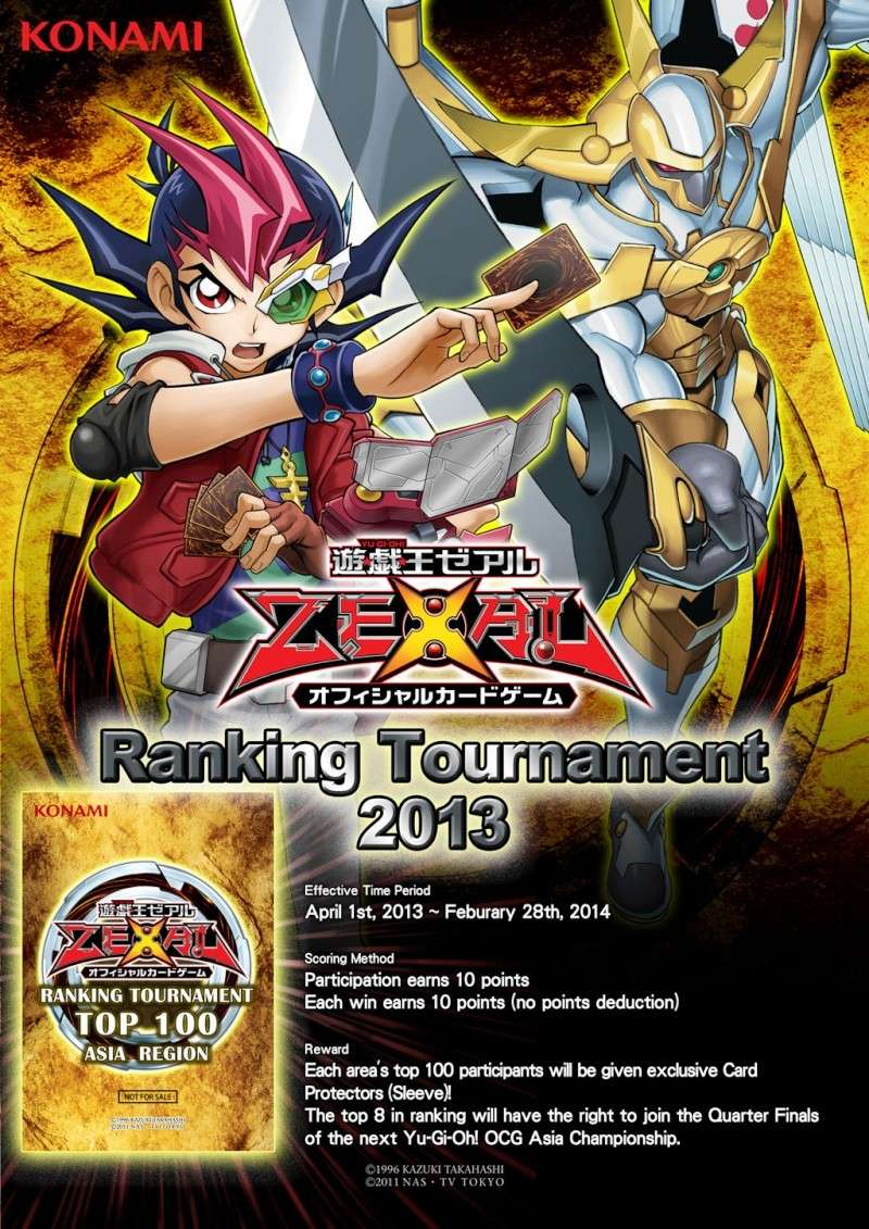 Ranking Tournament for July 2013 2013_r11