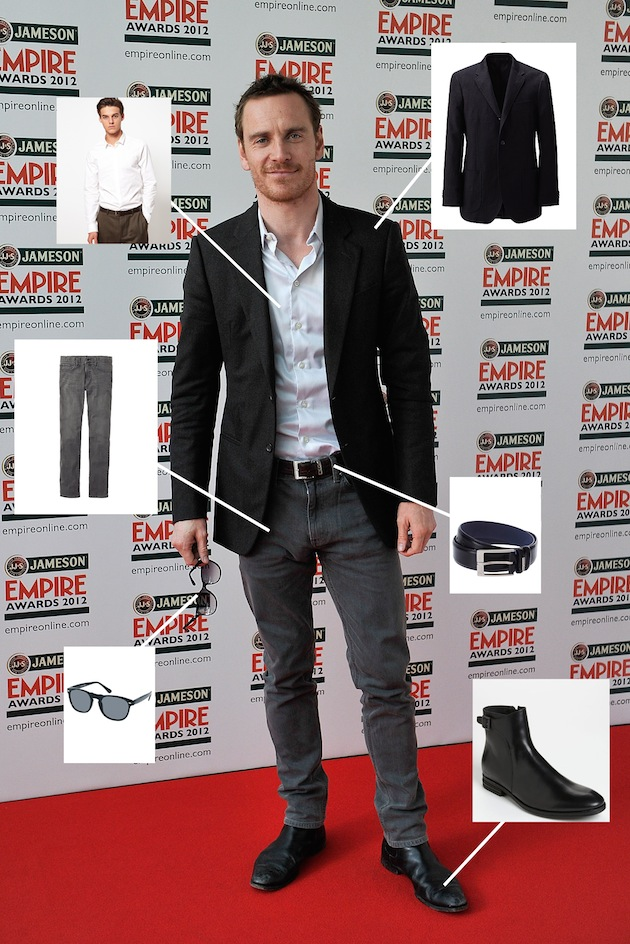 Michael Fassbender — Steal His Style Fass110