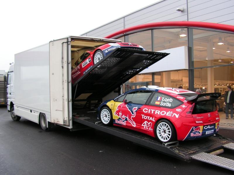 [Sponsor] Les C4 aux couleurs Red Bull Pict0310