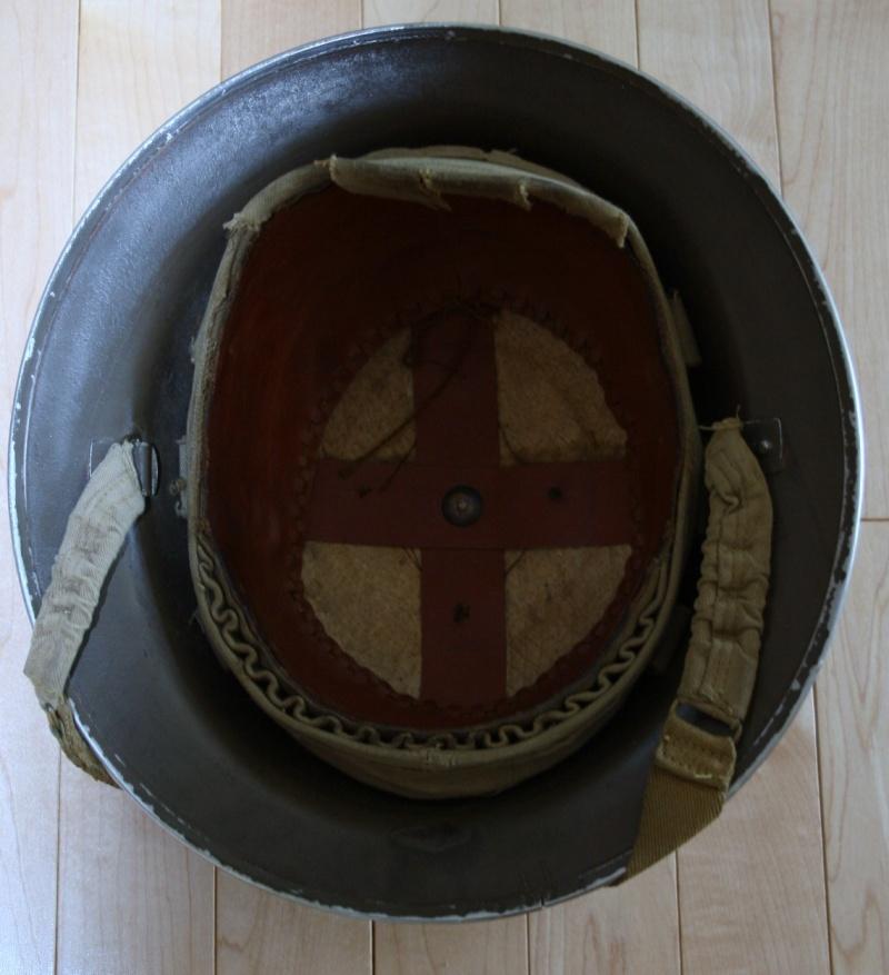 South Saskatchewan Regiment Officers Helmet Img_0313