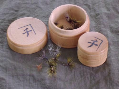 Boite a mouche en bambou 16663910