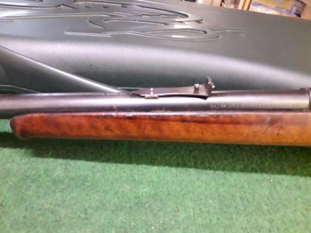 identification carabine 22 lr Geco par Guatav genschow & CoBerli 20200313