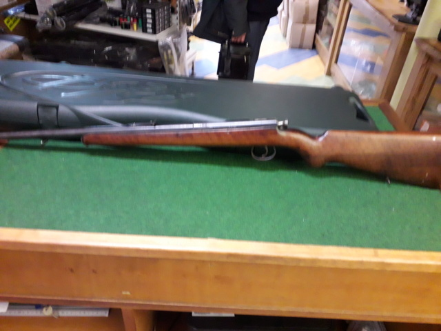 identification carabine 22 lr Geco par Guatav genschow & CoBerli 20200314