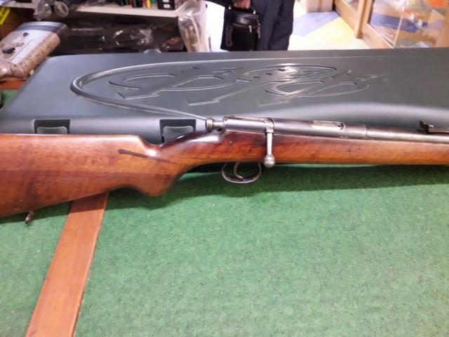 identification carabine 22 lr Geco par Guatav genschow & CoBerli 20200318