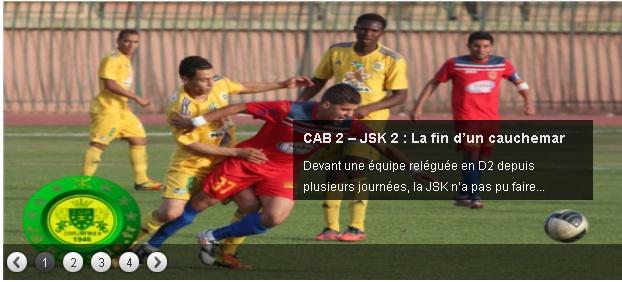 [L1, Journée 30] CA.Batna 2 - 2 JS.Kabylie (Après Match) 20130522
