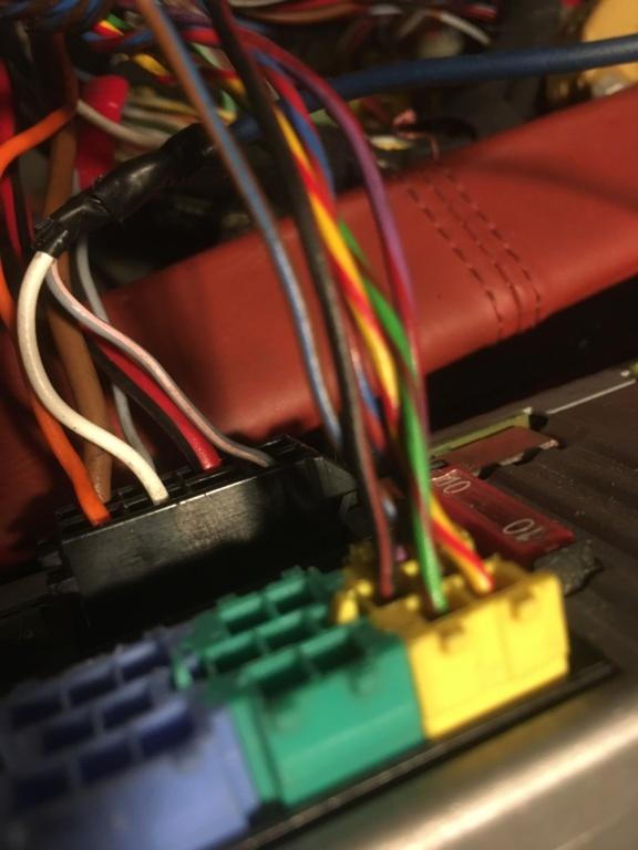 Autoradio retour à l'origine 5cda1110
