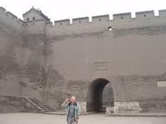 La Chine sac au dos (8) : Une autre Montagne Bouddhiste. Les Wutai Shan en mai 2008 (Epouses et Concubines - Pingyao) Pinyao10