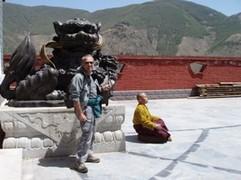 La Chine sac au dos (8) : Une autre Montagne Bouddhiste. Les Wutai Shan en mai 2008 (Epouses et Concubines - Pingyao) Wutais18