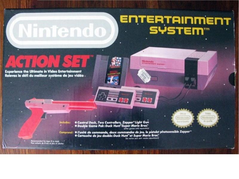 [ référencement ] Les pack NES FR Action10