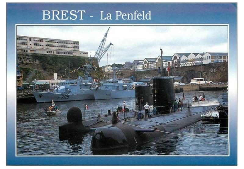 [Les ports militaires de métropole] Port de BREST - TOME 2 - Page 3 Diapos12