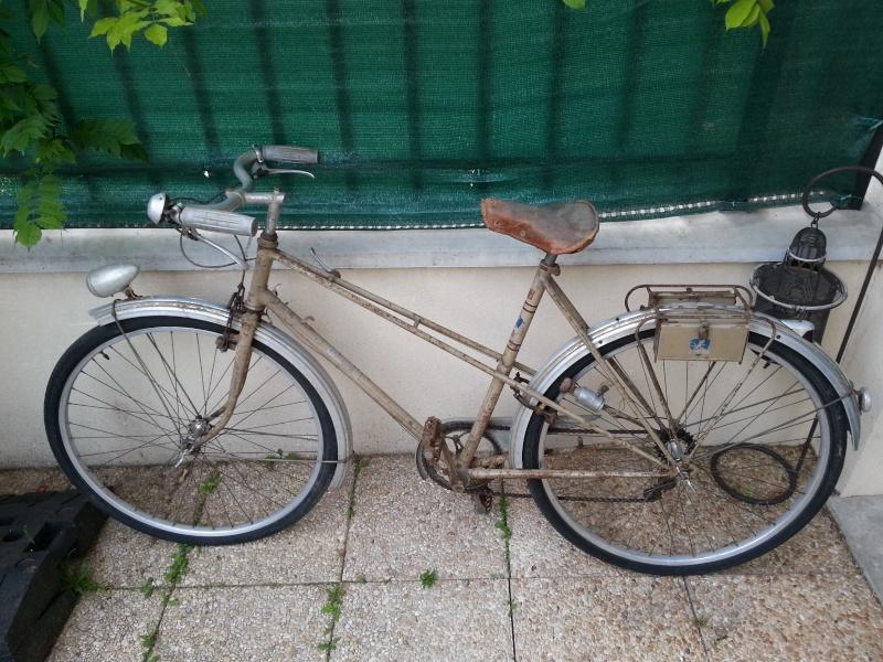 Vélo ancien Peugeot d'avant guerre 1939? 20130610
