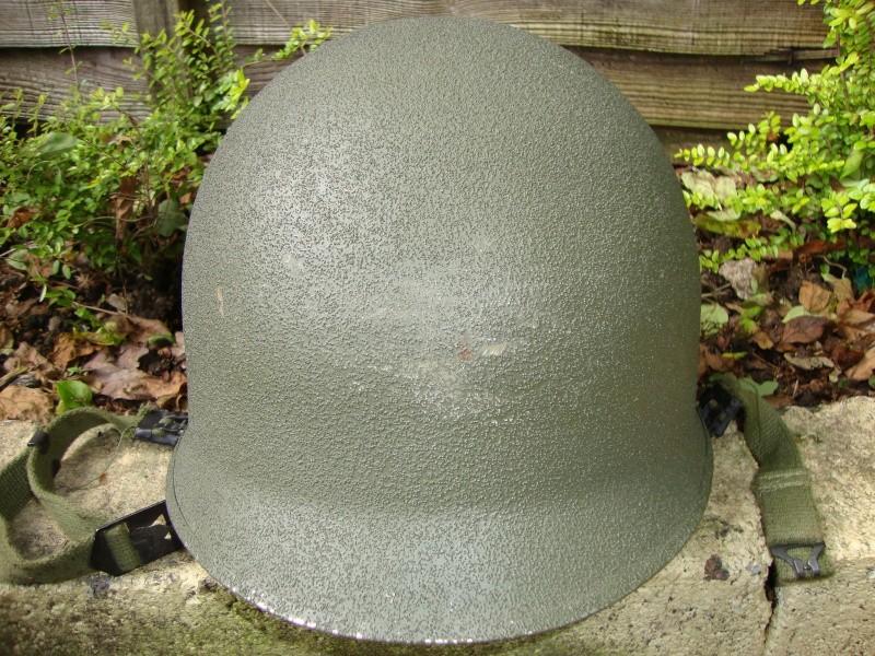 Norwegian M58 Helmet. Dsc08818