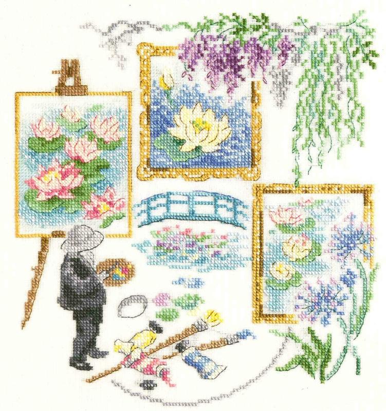 Le jardin de Monet 10793810