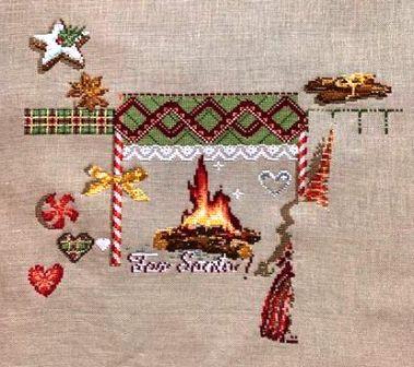 """SAL """"For Santa"""" de Mme la Fée Img_5813"""