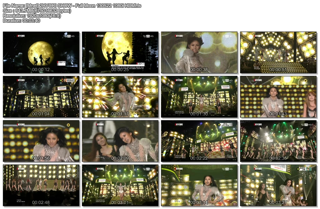 [DL][22.05.13] 2HYORI SHOW {Updated Full Show Google #2 & Link Online #83} - Page 3 0ihmnq10