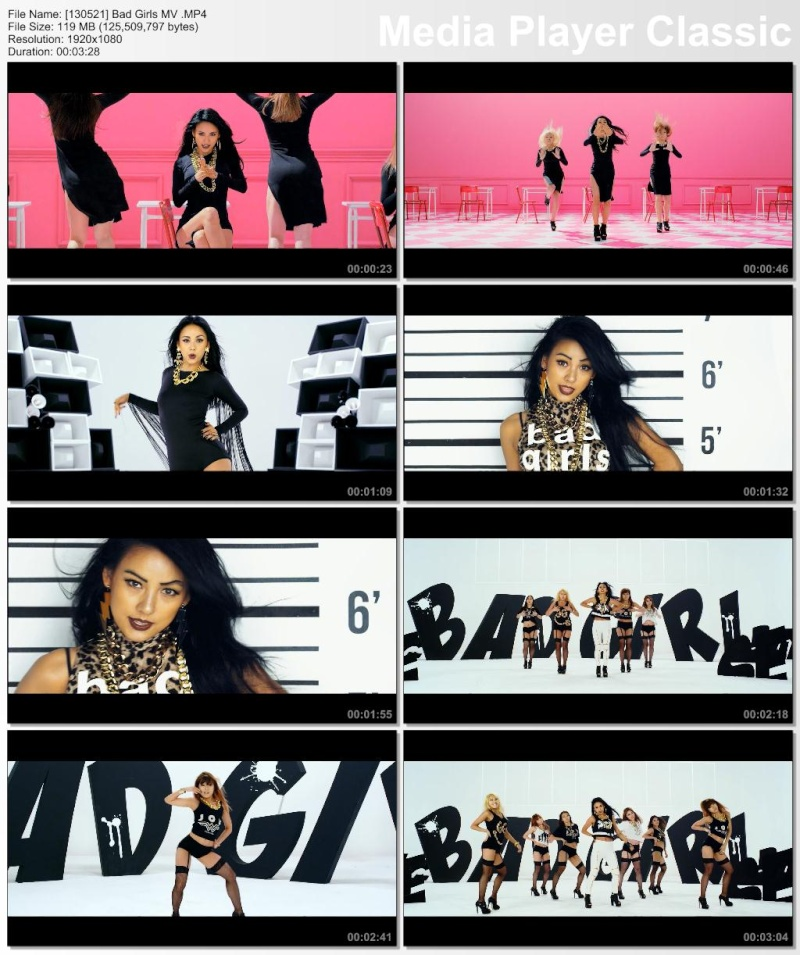 [130521] Hyori - Bad Girls MV 13052111