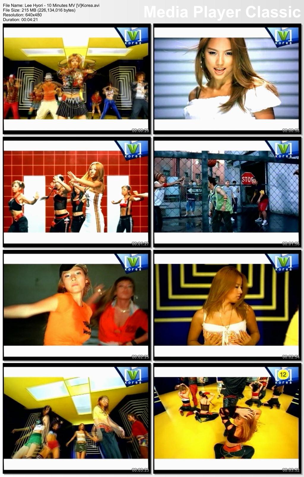[030000] Hyori - 10 Minutes MV [196M/ts] - Page 2 Lee_hy11