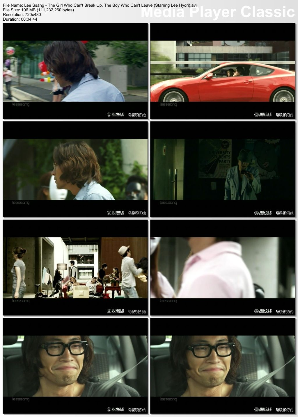 [090000] Lee Ssang - The Girl Who Can't Break Up, The Boy Who Can't Leave (Starring Lee Hyori) [106M/avi] Lee_ss10