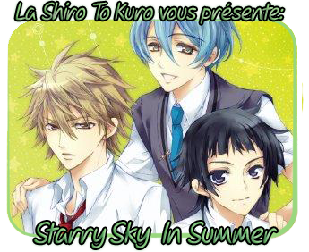 Starry☆sky ~In Summer~  Starry12