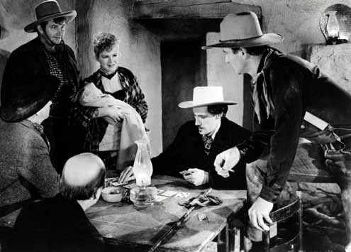 La chevauchée fantastique . Stagecoach . 1939 . John Ford . 18811311