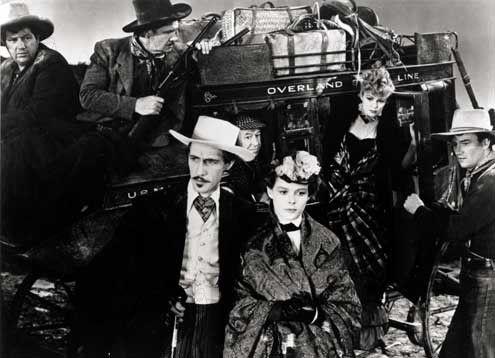 La chevauchée fantastique . Stagecoach . 1939 . John Ford . 18811312