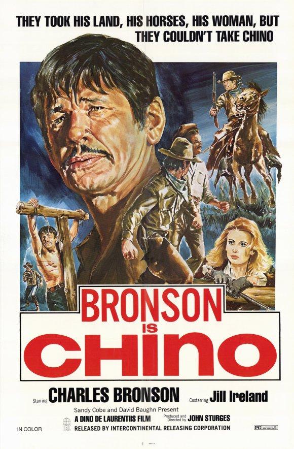 Chino - Valdez, il mezzosangue - 1973 - John Sturges et  Dulio Coletti Chino210