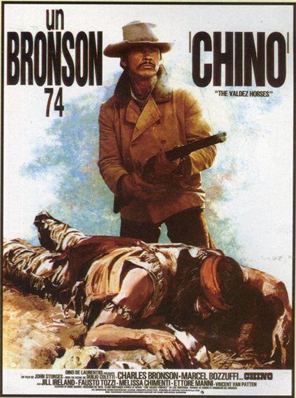 Chino - Valdez, il mezzosangue - 1973 - John Sturges et  Dulio Coletti En156110