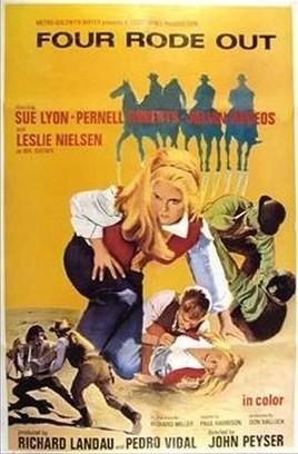 L'héritage de la colère ( Quatro Cabalgaron ) –1969- John PEYSER Fourro10