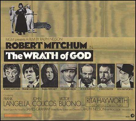 La colère de Dieu - The Wrath of God - 1972 - Ralph Nelson  Lacolr10
