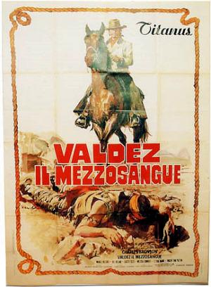 Chino - Valdez, il mezzosangue - 1973 - John Sturges et  Dulio Coletti Valdez10
