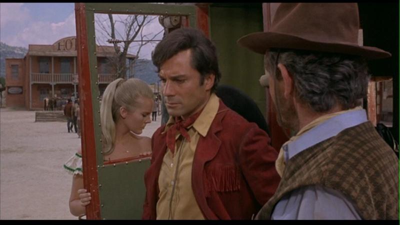 L' Ouest en feu (The Land Raiders), Nathan Juran, 1969. Vlcsna45