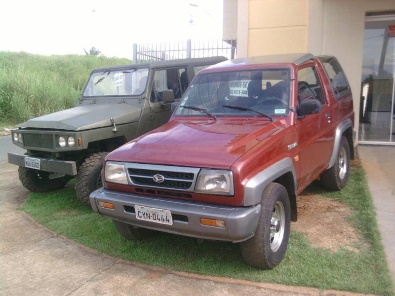 Vendo Jeep Feroza SX 97/98 Photo-10