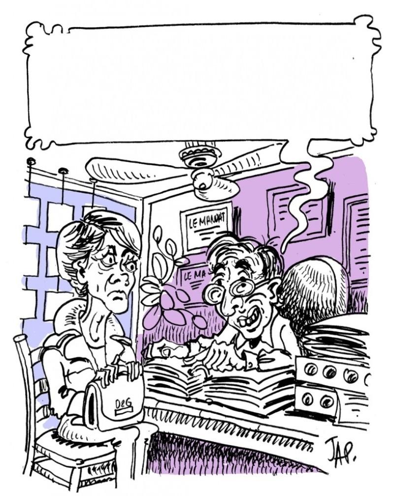 Caricatures de Françoise Hardy --10