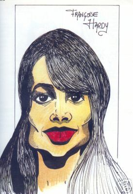 Caricatures de Françoise Hardy 473f1f10
