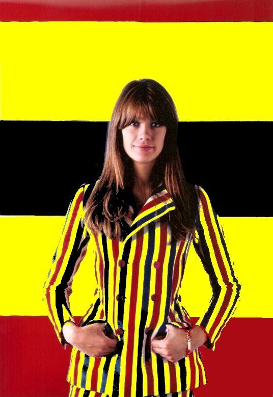 L'ensemble tricolore du Piccadilly Show Franco13