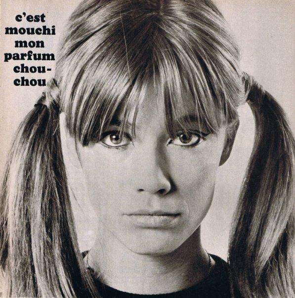 Les coiffures de Françoise Hardy - Page 3 Franco16