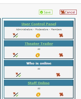 staff online - Staff online widget Fourth10