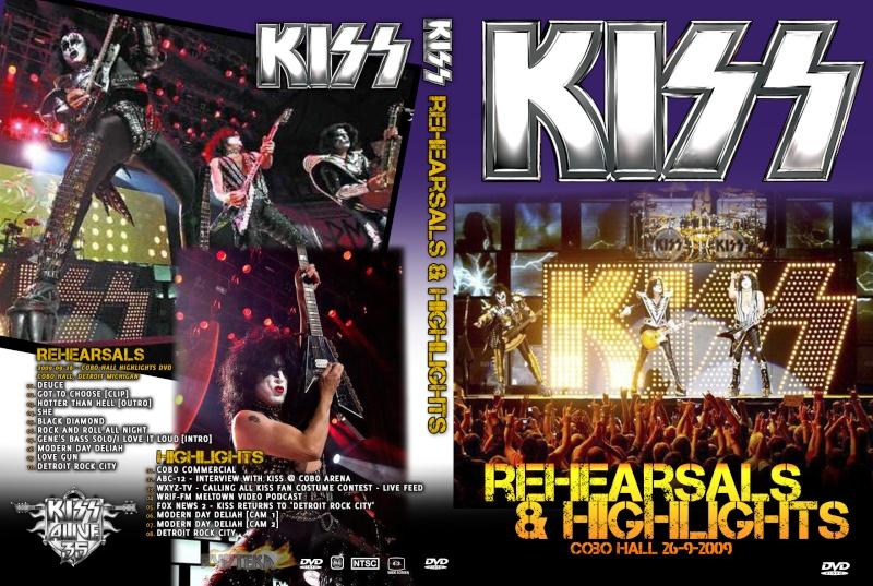 DVD Last KISS at Cobo Hall ? Cobo2010